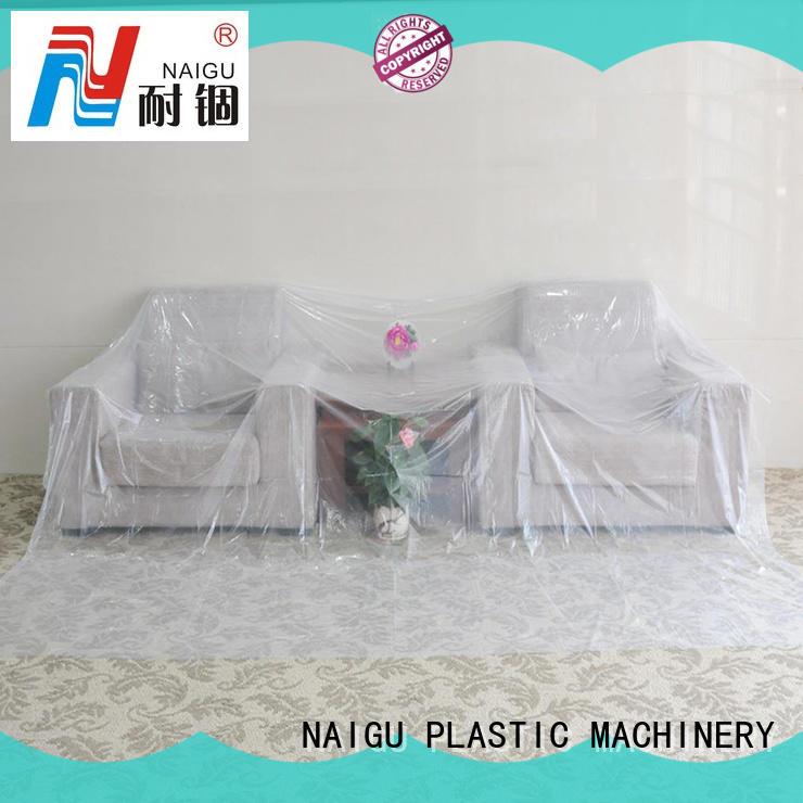 easier Polythene sheet factory pricefor cover furniture