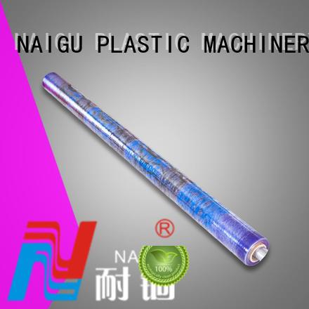 pe transparent pvc PVC printed film NAIGU Brand