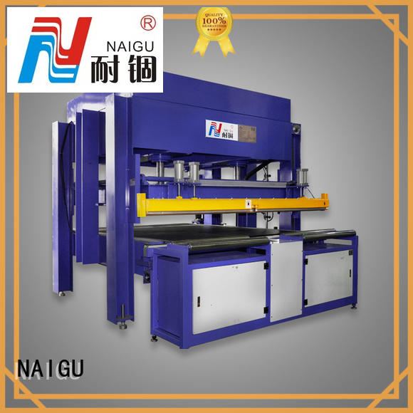semiautomatic pressing OEM Mattress compression machine NAIGU
