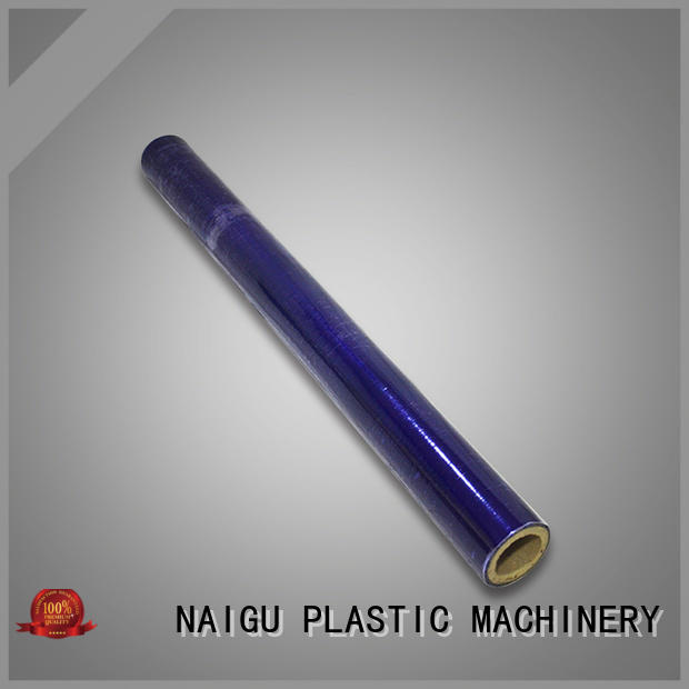NAIGU pvc film roll promotion for packaging