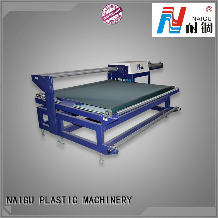 NAIGU energy-saving mattress roll packing machine on sale
