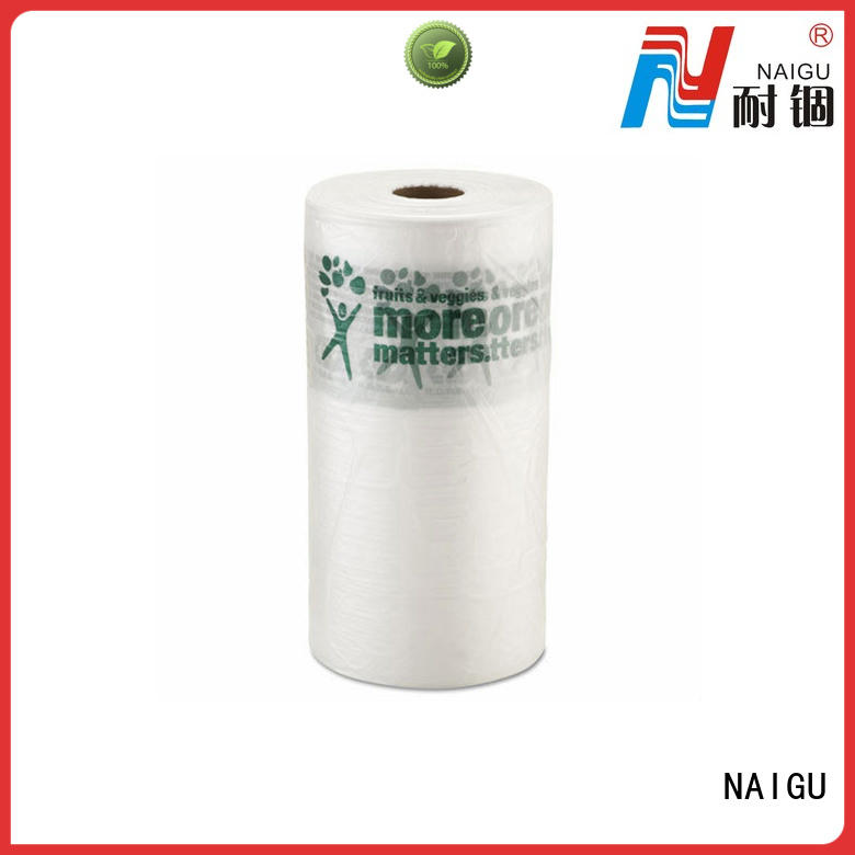 NAIGU clear plastic bags factory price for wrapping