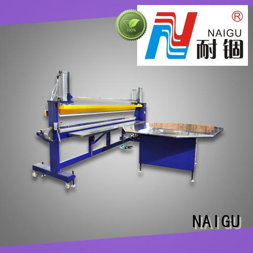 NAIGU Mattress packing machine supplier for non-woven