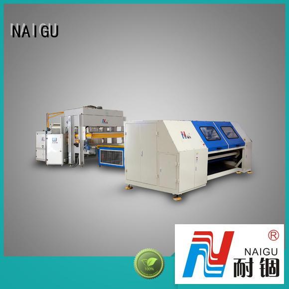 NAIGU automated compressed mattress for pocket spring mattresses