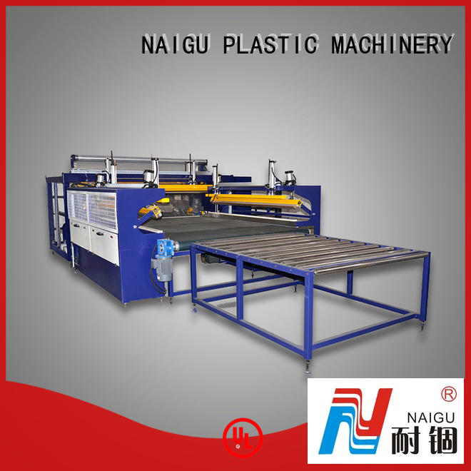 professional Mattress packing machine easy to operation for seal film