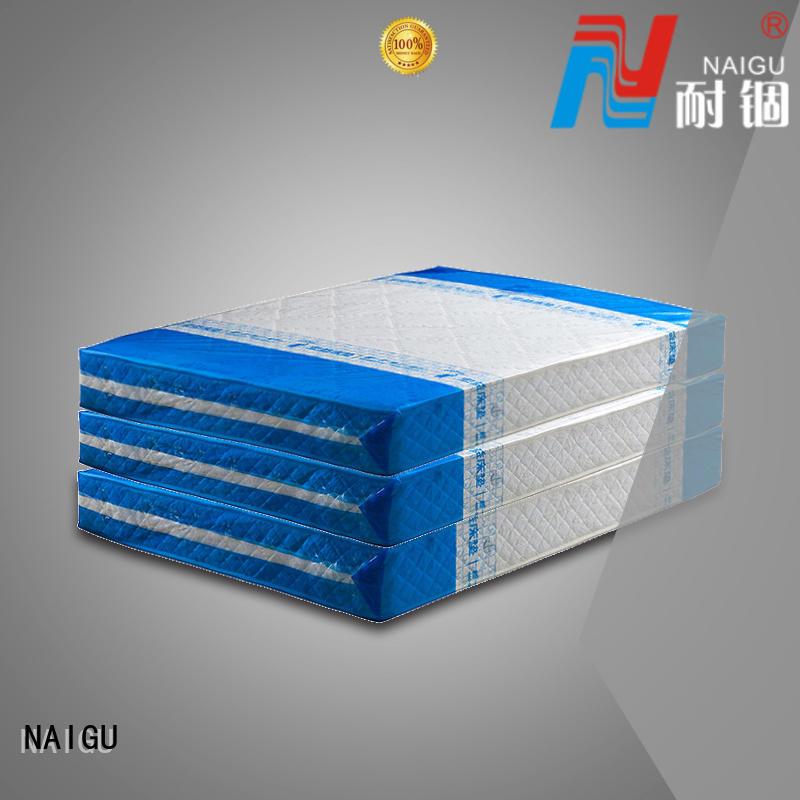 printed ordinary packaging NAIGU Brand Mattress bag