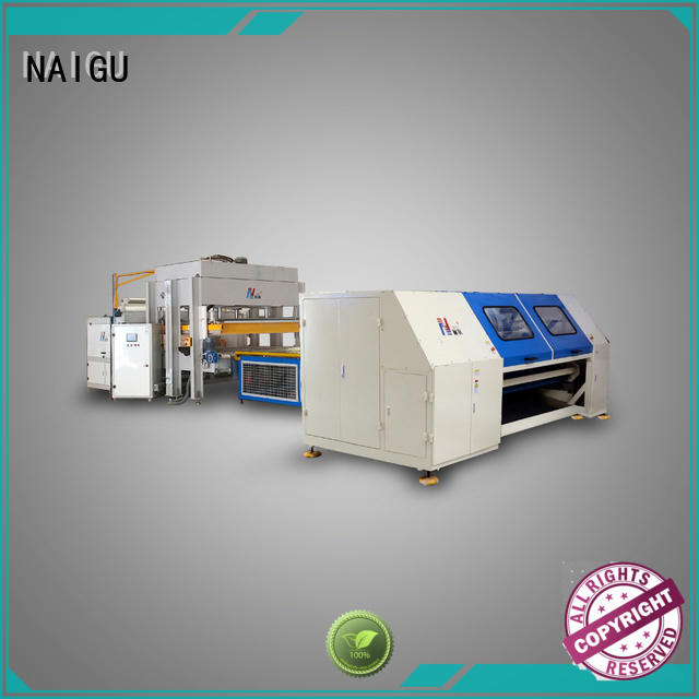 NAIGU Brand equipment system-seal mattress machinery china