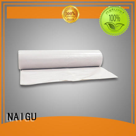 heat preservation sowing plastic mulch NAIGU manufacture