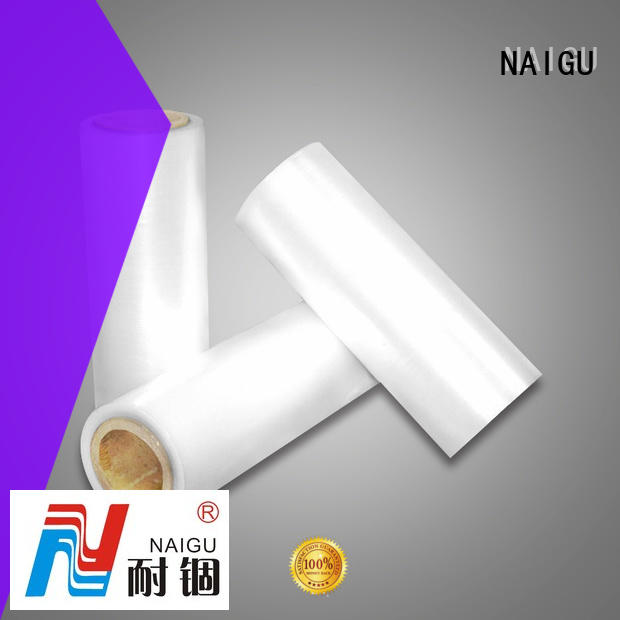NAIGU Pe shrink film factory price for packaging