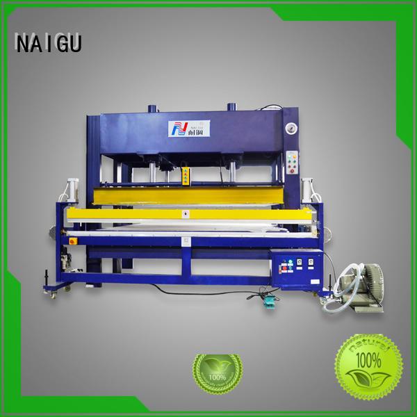 Wholesale pressing mattress compression machine for sale foam NAIGU Brand