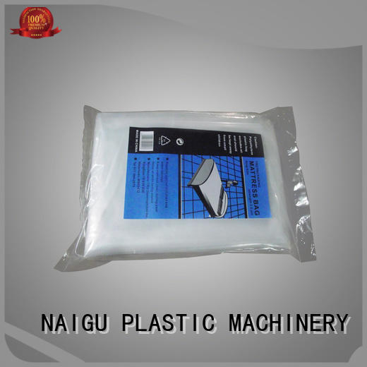 NAIGU waterproof Mattress bag design for double mattresses