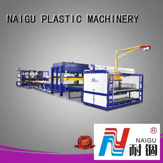 NAIGU automated mattress production machines easy to operation for pocket spring mattresses