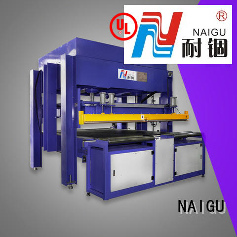 NAIGU professional automatic compression machine factory price