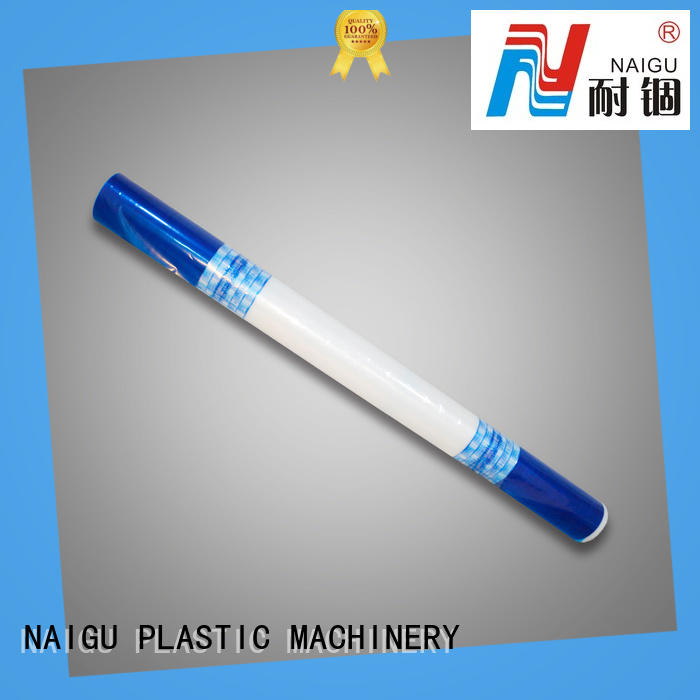 NAIGU PVC printed film supplier for wrapping