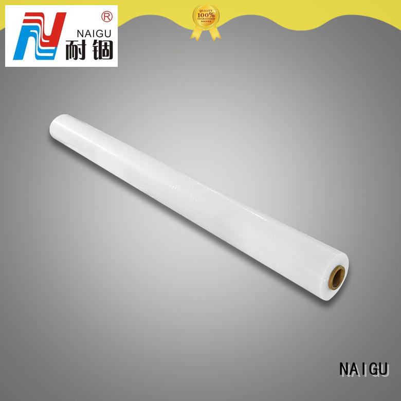 NAIGU polyethylene film supplier for bag making