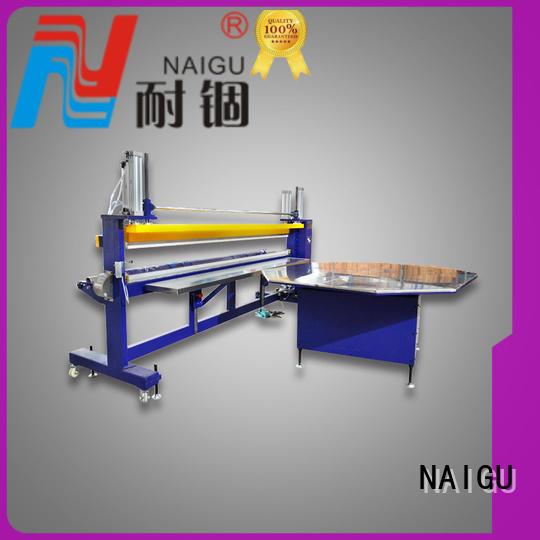 mattress wrapping machine save labor great competitive semi-automatic Warranty NAIGU