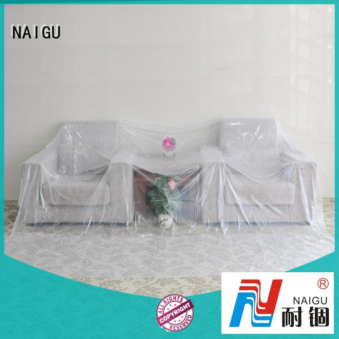 NAIGU polythene cover personalized for cover furniture