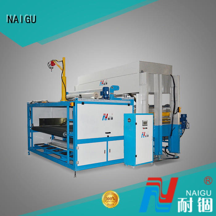 compressor automatic pressing NAIGU Brand mattress compression machine for sale manufacture