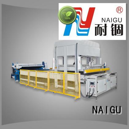 NAIGU cost-effective mattress production machines high efficiency for latex mattresses