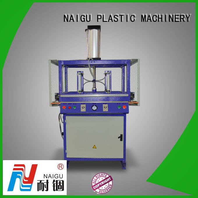 NAIGU mattress machinery promotion for workshop