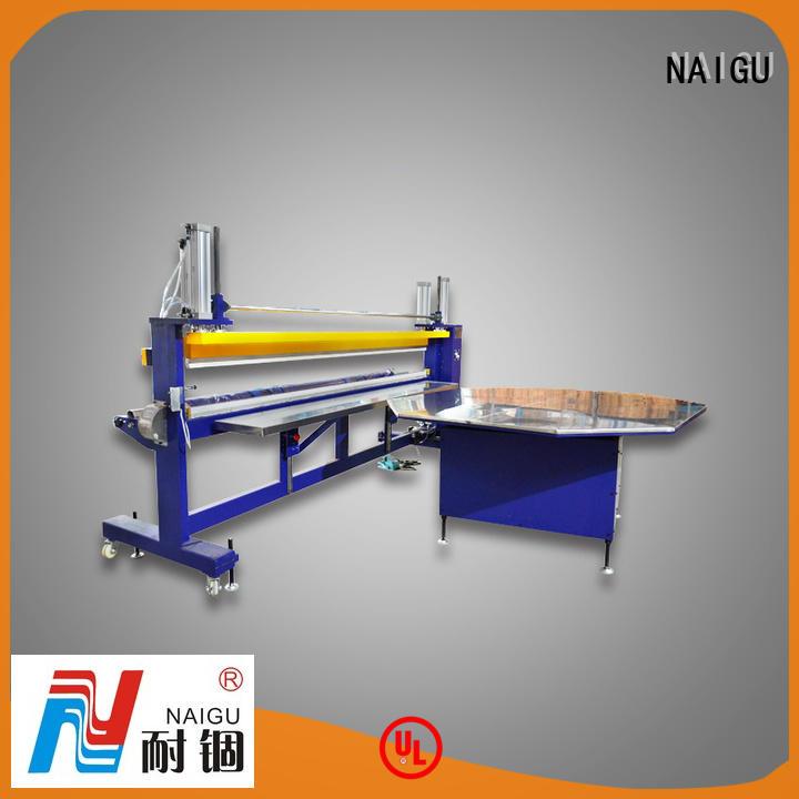 NAIGU automatic Mattress packing machine high efficiency for non-woven