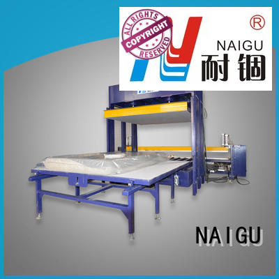 NAIGU automatic compression machine directly sale for factory