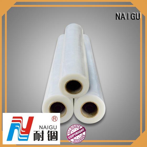 NAIGU Pe plastic film supplier for printing packaging