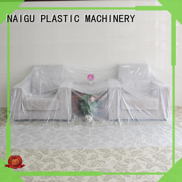 NAIGU Polythene sheet factory price for cover furniture