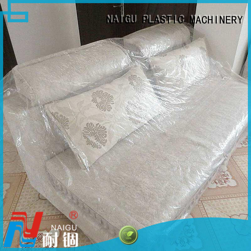 sofa arm covers strong pull impervious plastic furniture cover NAIGU Brand
